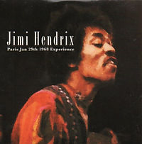 jimi hendrix box cd bootleg /disc 4 astro man / paris january 29 1968