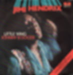 jimi hendrix vinyl single/johnny b.goode/little wing