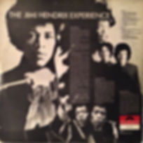 jimi hendrix collector rotily patrick vinyls