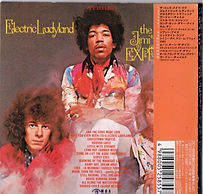 jimi hendrix collector cd/edition family electric ladyland japan 1997
