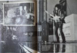 jimi hendrix magazine 1968 /  jimi hendrix sweden 1968