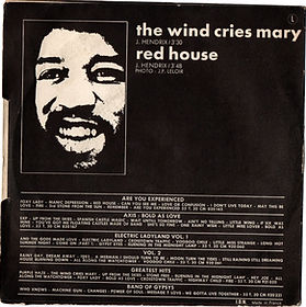 jimi hendrix rotily red house