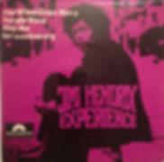 jimi hendrix rotily vinyl/EP HEY JOE