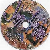 jimi hendrix cd collector / the jimi hendrix story 3cd  (live & unreleased) / arcade records disc 2