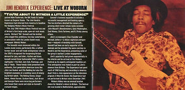 jimi hendrix cd bootlegs/live at woburn