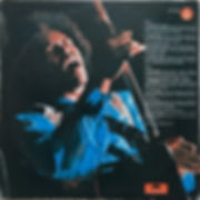 jimi hendrix vinyl album lp/in the west  1972  yugoslavia