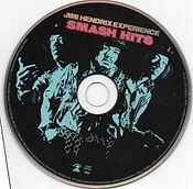 smash hits 2002 japan/jimi hendrix cd family edition collector