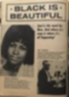 jimi hendrix magazines 1969/teen stars yearbook:black is beautiful