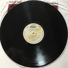 jimi hendrix vinyl album/bande de gitanos side 2/promotion argentina