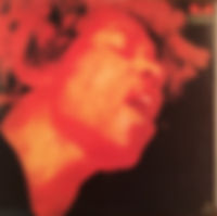 jimi hendrix vinyls collector/ electric ladyland  1977  south africa