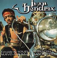 jimi hendrix family edition/ south saturn delta / CD Promo