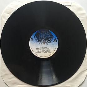 jimi hendrix bootle vinyl lp album/side 1 : a lifetime of experienc