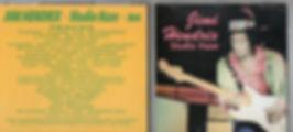 jimi hendrix bootlegs cds 1969/studio haze