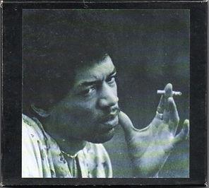 jimi hendrix bootlegs cd box album/shokan sunrise 1969