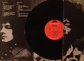 hendrix rotily vinyls collector