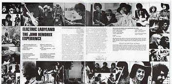 jimi hendrix cd/electric ladyland 1991 germany