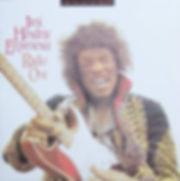 jimi hendrix vinyls album / radio one england the collector series