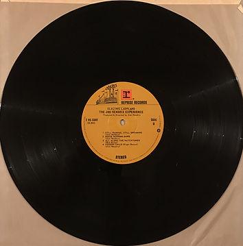 jimi hendrix vinyl album/side d :  electric ladyland  usa