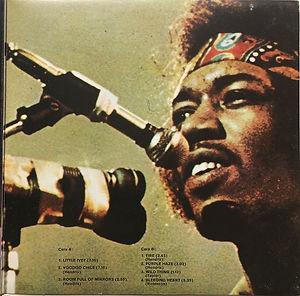 jimi hendrix vinyl album lps/more expereince spanish 1973