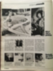 jimi hendrix magazine 1969/ stern january 199
