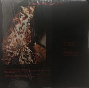 jimi hendrix vinyls bootlegs album/electric birthday jimi