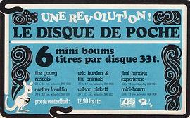 jimi hendrix hendrix magazines 1967 mini boum