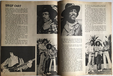 a brief chat with the jimi hendrix experience part 2