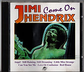 jimi hendrix rotily cd come on