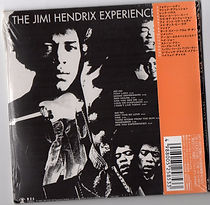 jimi hendrix rotily vinyls collector/are you experienced