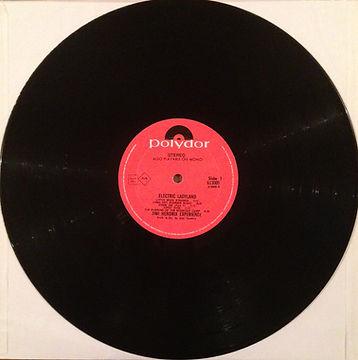 jimi hendrix vinyl album / disc 2 side 1 : electric ladyland