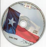 jimi hendrix bootlegs cds 1970 / disc 1 / way down in texas land 2cd