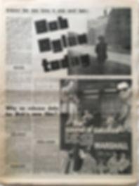 jimi hendrix collector newspaper/melody maker 4/11/67