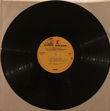 jimi hendrix vinyl album/ side c : electic ladyland