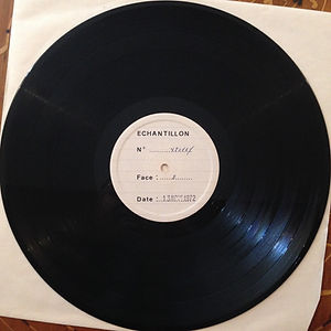 TEST PRESSING/Axis bold as love /FR