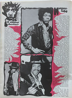 pop magazine may 1968/jimi hendrix collector