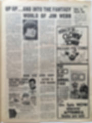 jimi hendrix newspapers/go may 24 1968