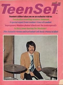 magazine collector/teenset 67