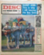 jimi hendrix newspaper september 28/1968