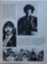 jimi hendrix magazines 168/hullabaloo august 1968