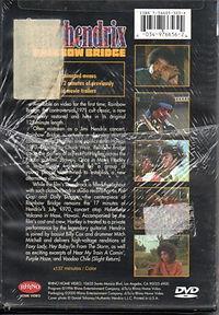 jimi hendrix collector dvd /rainbow bridge   1996