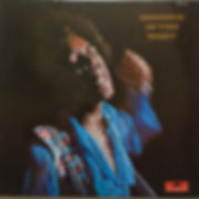 jimi hendrix vinyl album /in the west germany