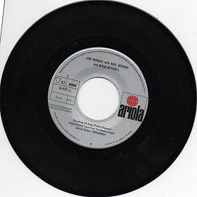 side b / smashing of amps 1971 ariola