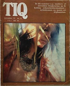 jimi hendrix collector magazine/TIQ november 1967/hippy-happy concert/jimi hedrix experience 1967