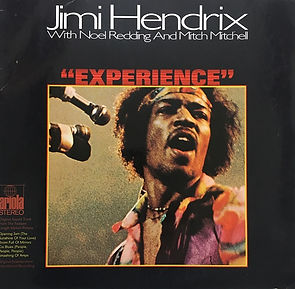 jimi hendrix vinyls albums/experience 1971 germany