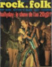 jimi hendrix magazines 1969/rock & folk june 1969/ ad marshall/gaffarel musique : marseille