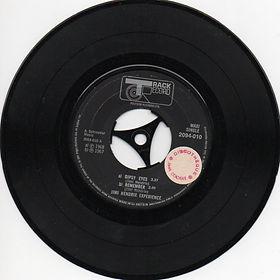 jimi hendrix singles vinyls eps/gypsy eyes england track records
