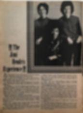 jimi hendrix magazine 1968/ hit parader yearbook 1968