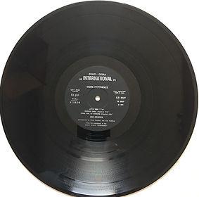 jimi hendrix album vinyl/side 1: more experience 1973 ityaly