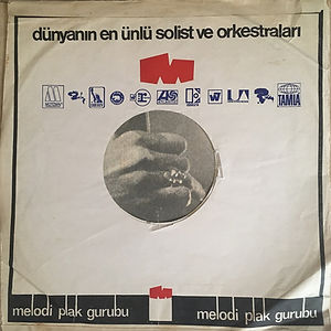 jimi hendrix vinyls collector 1973 /sound track recording from the film / turkey