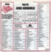 hendrix collector singles 45t vinyls reissue/hey joe/purple haze 2super oldies 1977 germany